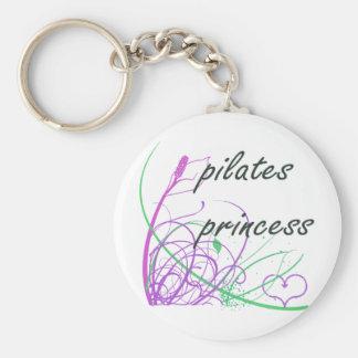 Pilates Method fan! Pilates gifts Keychain