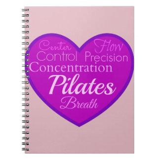 Pilates Notebook