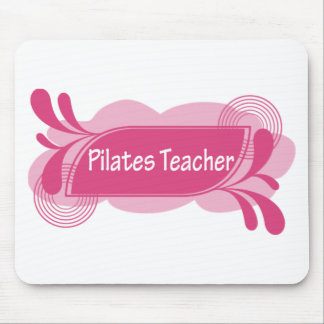 Pilates Proud Teacher Cool Design! Mouse Pad