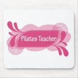 Pilates Proud Teacher Cool Design! Mouse Pads
