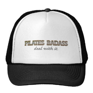 PILATES TRUCKER HAT