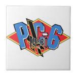 Pilatus PC6 Azulejos Cerámicos