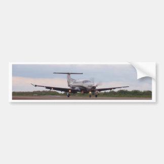 Pilatus PC 12 Bumper Sticker