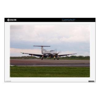 Pilatus PC 12 Laptop Skins