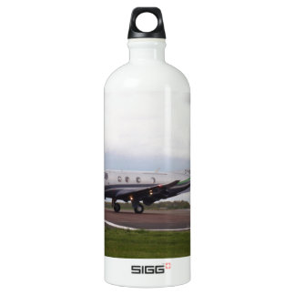 Pilatus PC 12 SP-NWM Aluminum Water Bottle