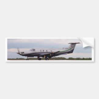 Pilatus PC 12 SP-NWM Bumper Sticker