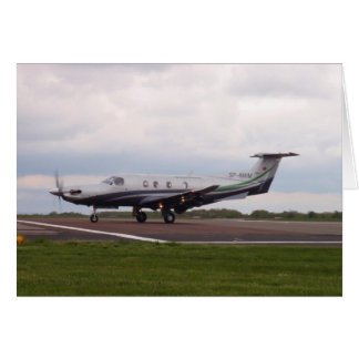 Pilatus PC 12 SP-NWM Card