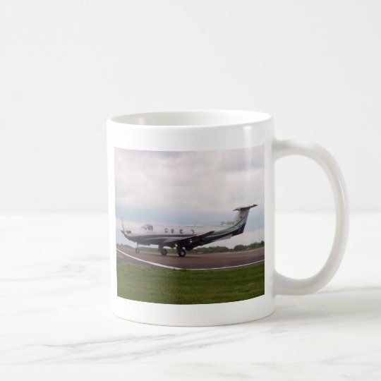 Pilatus PC 12 SP-NWM Coffee Mug
