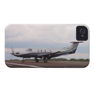 Pilatus PC 12 SP-NWM iPhone 4 Case-Mate Case