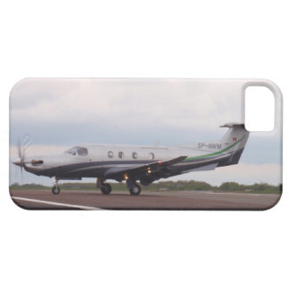 Pilatus PC 12 SP-NWM iPhone SE/5/5s Case