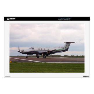 Pilatus PC 12 SP-NWM Laptop Skins