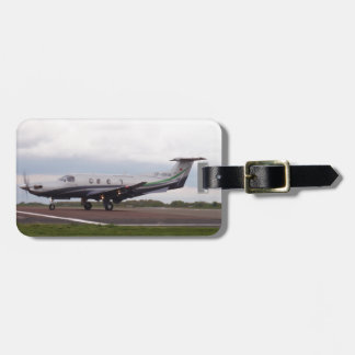 Pilatus PC 12 SP-NWM Luggage Tag