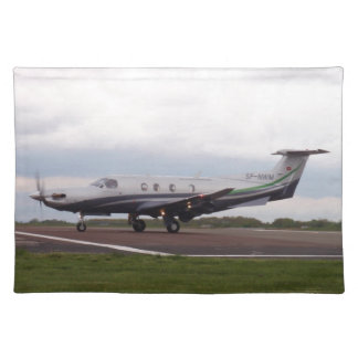 Pilatus PC 12 SP-NWM Placemat