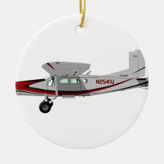 Pilatus PC-6 Turbo Porter Ceramic Ornament