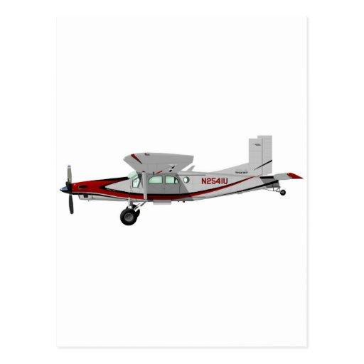 Pilatus PC-6 Turbo Porter Postcard