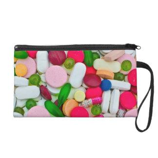 Píldoras coloridas