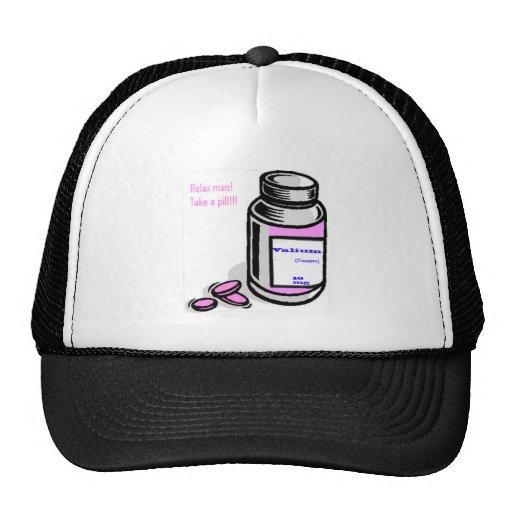 píldoras gorras