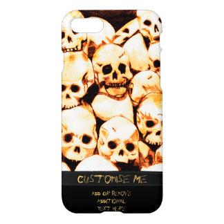 Pile-O-Skulls (Aged) iPhone 7 Case
