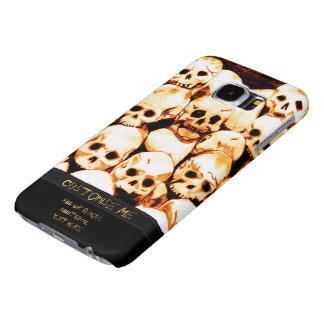 Pile-O-Skulls (Aged) Samsung Galaxy S6 Case