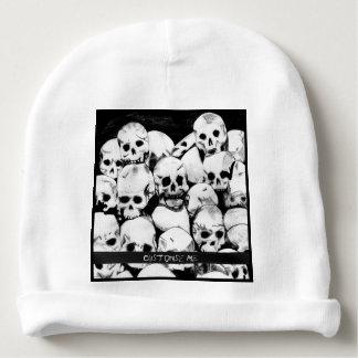 Pile-O-Skulls Baby Beanie
