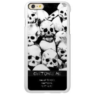 Pile-O-Skulls Incipio Feather Shine iPhone 6 Plus Case