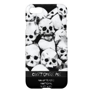 Pile-O-Skulls iPhone 7 Case