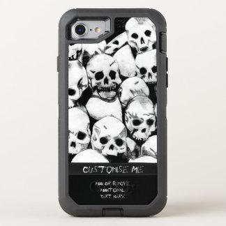 Pile-O-Skulls OtterBox Defender iPhone 7 Case
