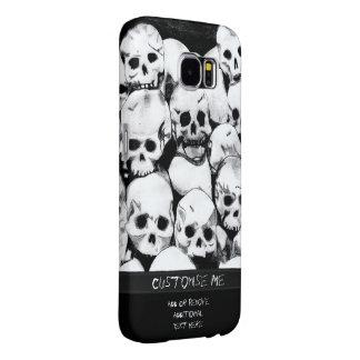 Pile-O-Skulls Samsung Galaxy S6 Case
