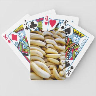 Pile of Bananas Bicycle Card Deck