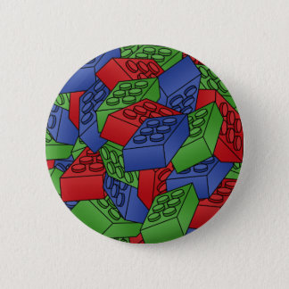 Pile of Building Blocks Button