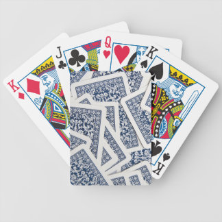 Pile of Cards Design Poker Cards