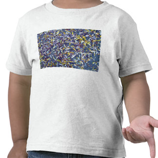 Pile of Colorful Fallen Leaves T Shirts