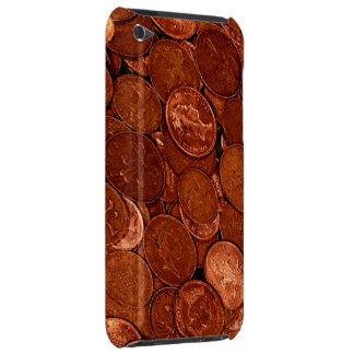 Pile of Copper Coins Novelty  iPod Touch Case