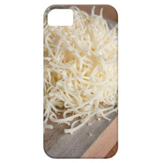 Pile of fresh mozzarella cheese. iPhone SE/5/5s case