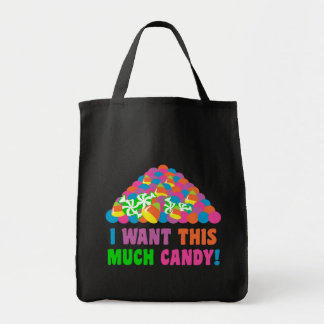 Pile of Halloween Candy Tote Bag