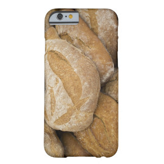Pile of large bread loaves barely there iPhone 6 case