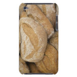 Pile of large bread loaves barely there iPod cover