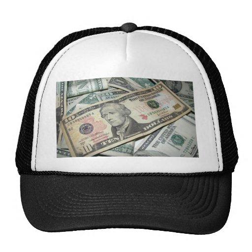 Pile of Money Trucker Hat
