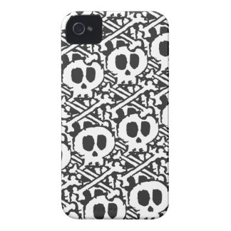 Pile of Skulls iPhone 4 Case