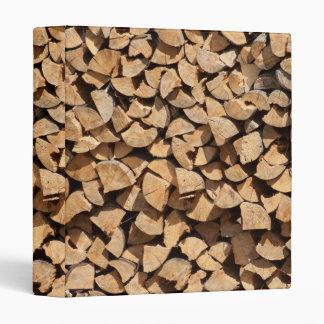 Pile Of Wood Binder