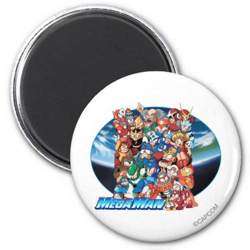 Pile-Up Fridge Magnets
