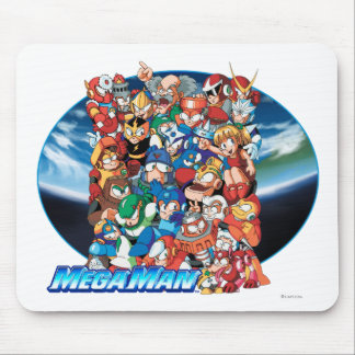 Pile-Up Mouse Pad