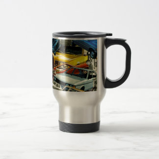 Pile Up! Travel Mug
