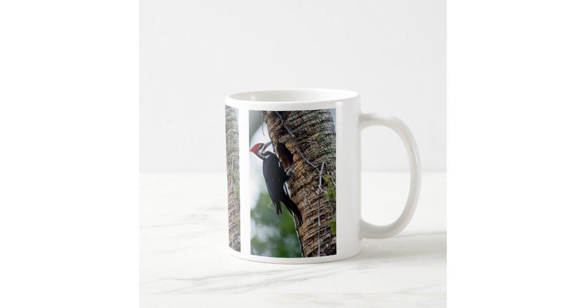 Pileated Woodpecker Coffee Mug Zazzle Com