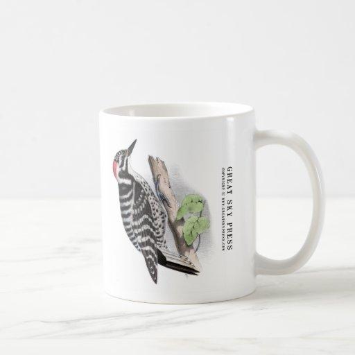 Pileated Woodpecker Coffee Mugs