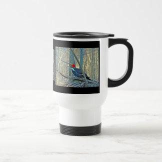 Pileated Woodpecker Coordinated Items Coffee Mug