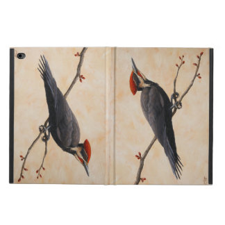 Pileated Woodpecker Perched on Tree Branch Powis iPad Air 2 Case