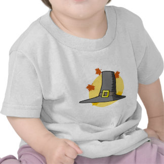 Pilgram Hat T-shirt
