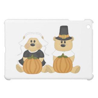 Pilgrim Bears iPad Case