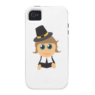 Pilgrim Boy Vibe iPhone 4 Cases